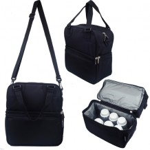 Autumnz - Posh Cooler Bag with Free Gift (Black)